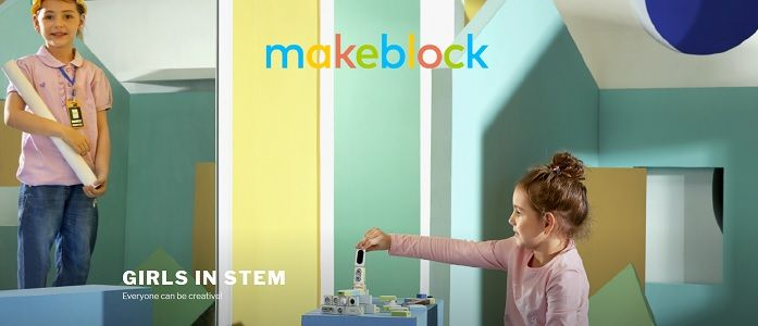 girls in stem makeblock