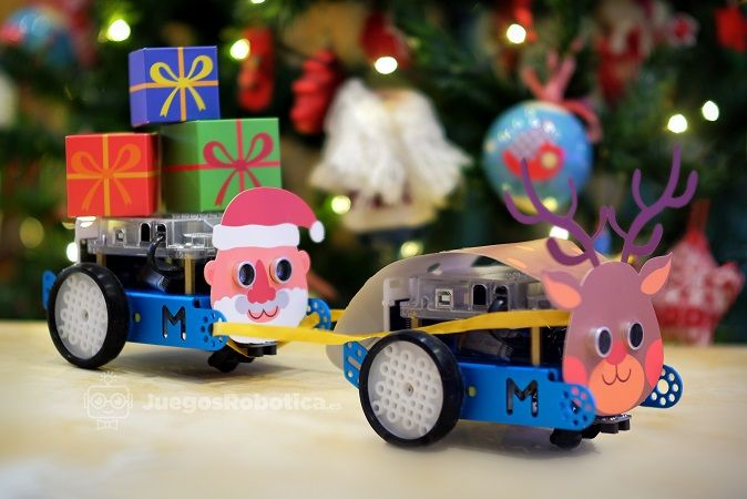 christmas makeblock mbot